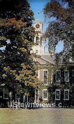 The Phillips Exeter Academy - New Hampshire NH Postcard