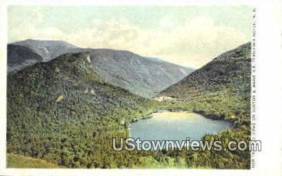 New England - Franconia Notch, New Hampshire NH Postcard