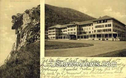 Profile House - Franconia Notch, New Hampshire NH Postcard