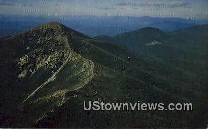 Mt. Lafayette  - Franconia Notch, New Hampshire NH Postcard