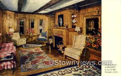 The Pine Room - Franconia Notch, New Hampshire NH Postcard