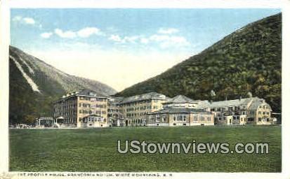 The Profile House - Franconia Notch, New Hampshire NH Postcard
