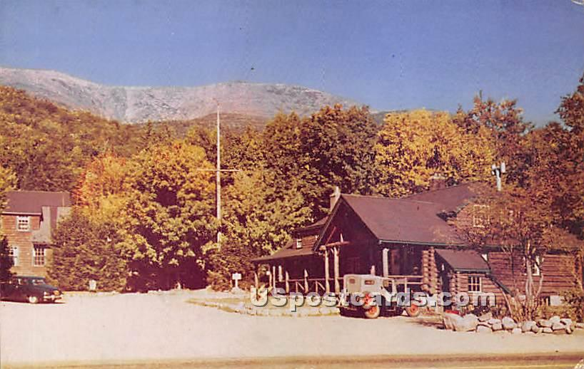 AMC Pinkham Notch Camp - Gorham, New Hampshire NH Postcard