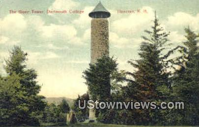 The Stone Tower, Darmouth College - Hanover, New Hampshire NH Postcard