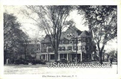 The Hanover Inn - New Hampshire NH Postcard