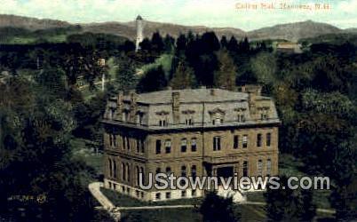 Culver Hall - Hanover, New Hampshire NH Postcard