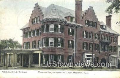 Hanover Inn, Dartmouth College - New Hampshire NH Postcard