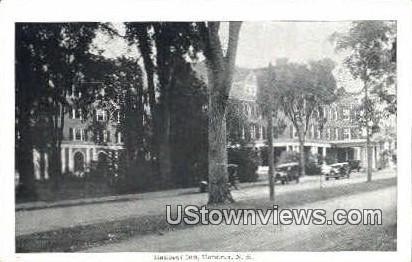 Hanover Inn - New Hampshire NH Postcard