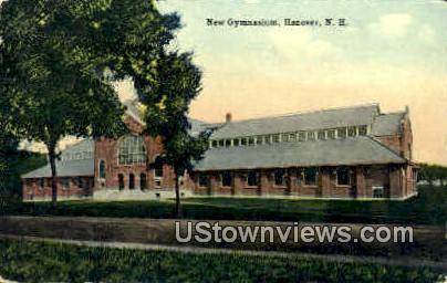 New Gymnasium - Hanover, New Hampshire NH Postcard
