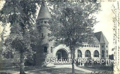 Wilson Hall, Dartmouth College - Hanover, New Hampshire NH Postcard