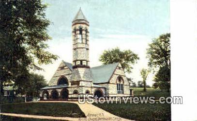 Dartmouth College - Hanover, New Hampshire NH Postcard