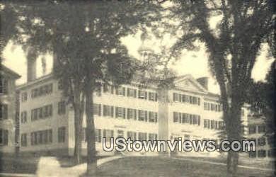 Dartmouth Hall, Dartmouth College - Hanover, New Hampshire NH Postcard