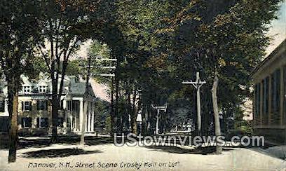 Hanover, NH, New Hampshire Postcard