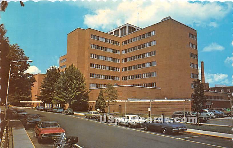 Mary Hitchcock Hospital - Hanover, New Hampshire NH Postcard