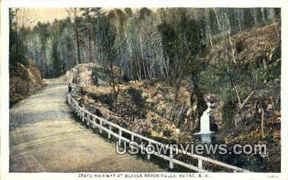 State Highway - Keene, New Hampshire NH Postcard