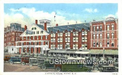 Cheshire House - Keene, New Hampshire NH Postcard