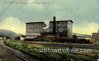 Lancaster Shoe Company - Keene, New Hampshire NH Postcard