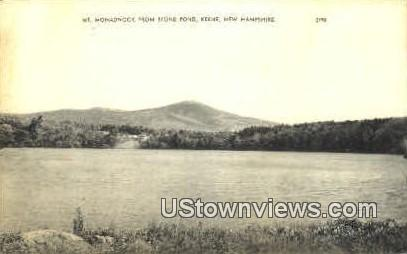 Mt. Monadnock - Keene, New Hampshire NH Postcard