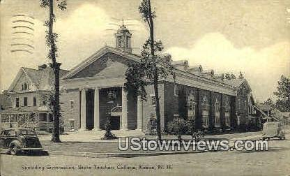 State Teachers College - Keene, New Hampshire NH Postcard