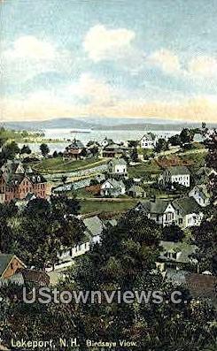 Lakeport, NH, New Hampshire Postcard
