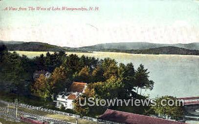 The Weirs - Lake Winnipesaukee, New Hampshire NH Postcard