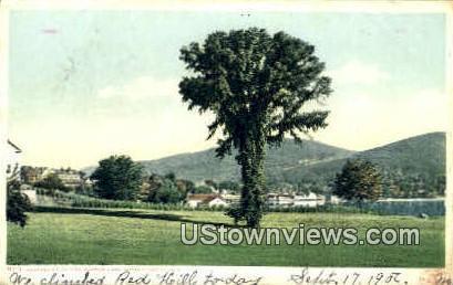 Centre Harbor - Lake Winnipesaukee, New Hampshire NH Postcard