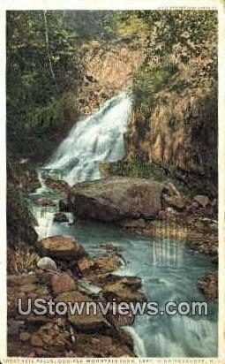 Ossipee Mountian Park - Lake Winnipesaukee, New Hampshire NH Postcard