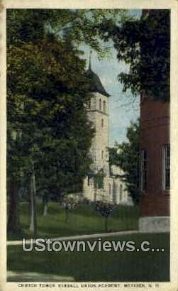 Kimball Union Academy - Meriden, New Hampshire NH Postcard