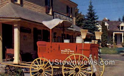 The Old Country Store - Moultonboro, New Hampshire NH Postcard