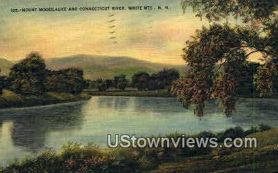 Mount Moosilauke - White Mountains, New Hampshire NH Postcard