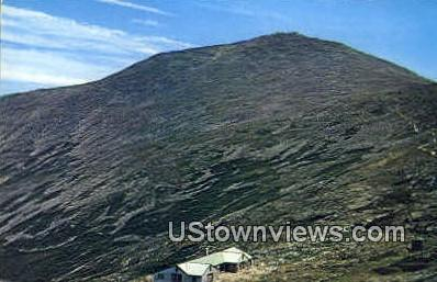 A.M.C. Lakes-of-the-Clouds Hut - Mount Washington, New Hampshire NH Postcard