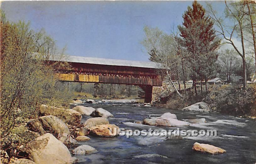 Typical Scene - Misc, New Hampshire NH Postcard