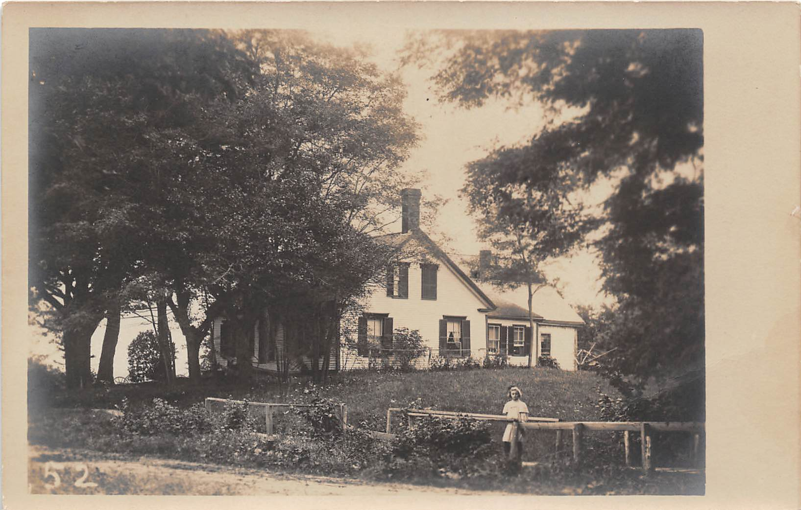 Residence - Misc, New Hampshire NH Postcard