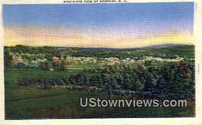 Newport, NH, New Hampshire Postcard