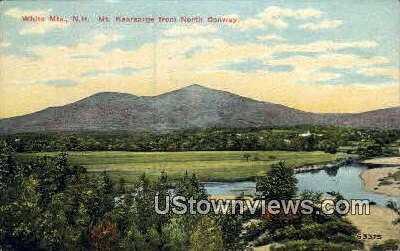 Mt Kearsarge - White Mountains, New Hampshire NH Postcard