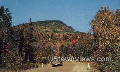 Kancamagus Highway - White Mountains, New Hampshire NH Postcard