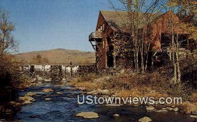 Red Mill - Misc, New Hampshire NH Postcard