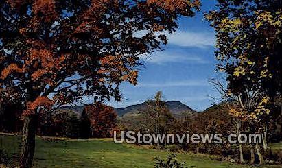 Carter Notch, Jackson - White Mountains, New Hampshire NH Postcard