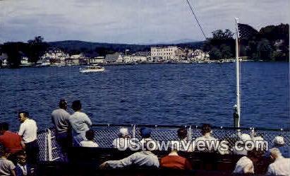 MV Mount Washington - Wolfeboro, New Hampshire NH Postcard