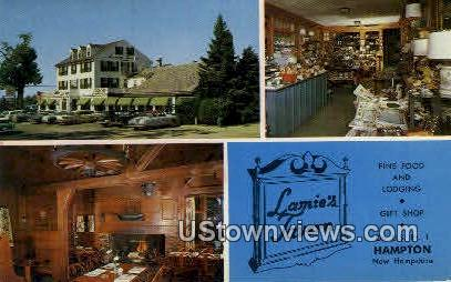 Lamie's Tavern - Hampton, New Hampshire NH Postcard
