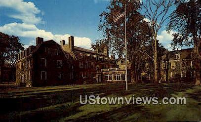 Exeter Inn - New Hampshire NH Postcard