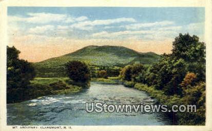 Mt Ascutney - Claremont, New Hampshire NH Postcard