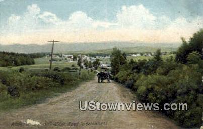 Bethlehem - White Mountains, New Hampshire NH Postcard