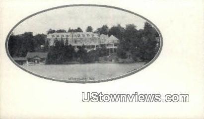 Whiteface Inn - Misc, New Hampshire NH Postcard