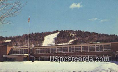 Junior High School - Claremont, New Hampshire NH Postcard