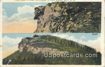Oldest Settlers - White Mountains, New Hampshire NH Postcard
