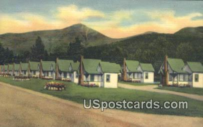 English Village East, Indian Head - White Mountains, New Hampshire NH Postcard