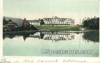Crawford House - White Mountains, New Hampshire NH Postcard