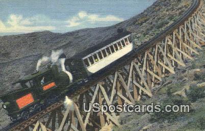 Jacob's Ladder - White Mountains, New Hampshire NH Postcard