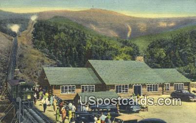 New Marshfield House - White Mountains, New Hampshire NH Postcard